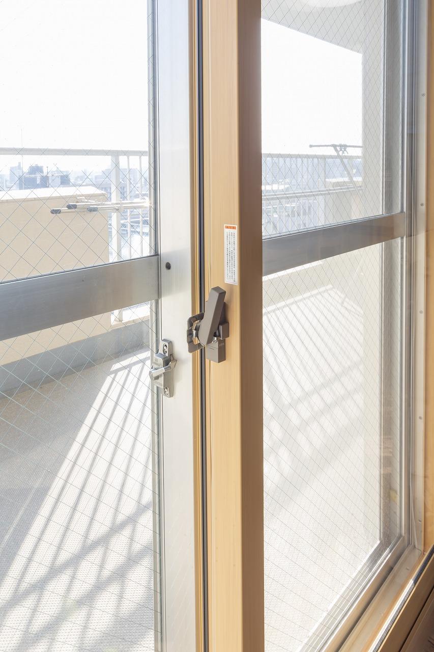 内窓で断熱・防音効果をUP。