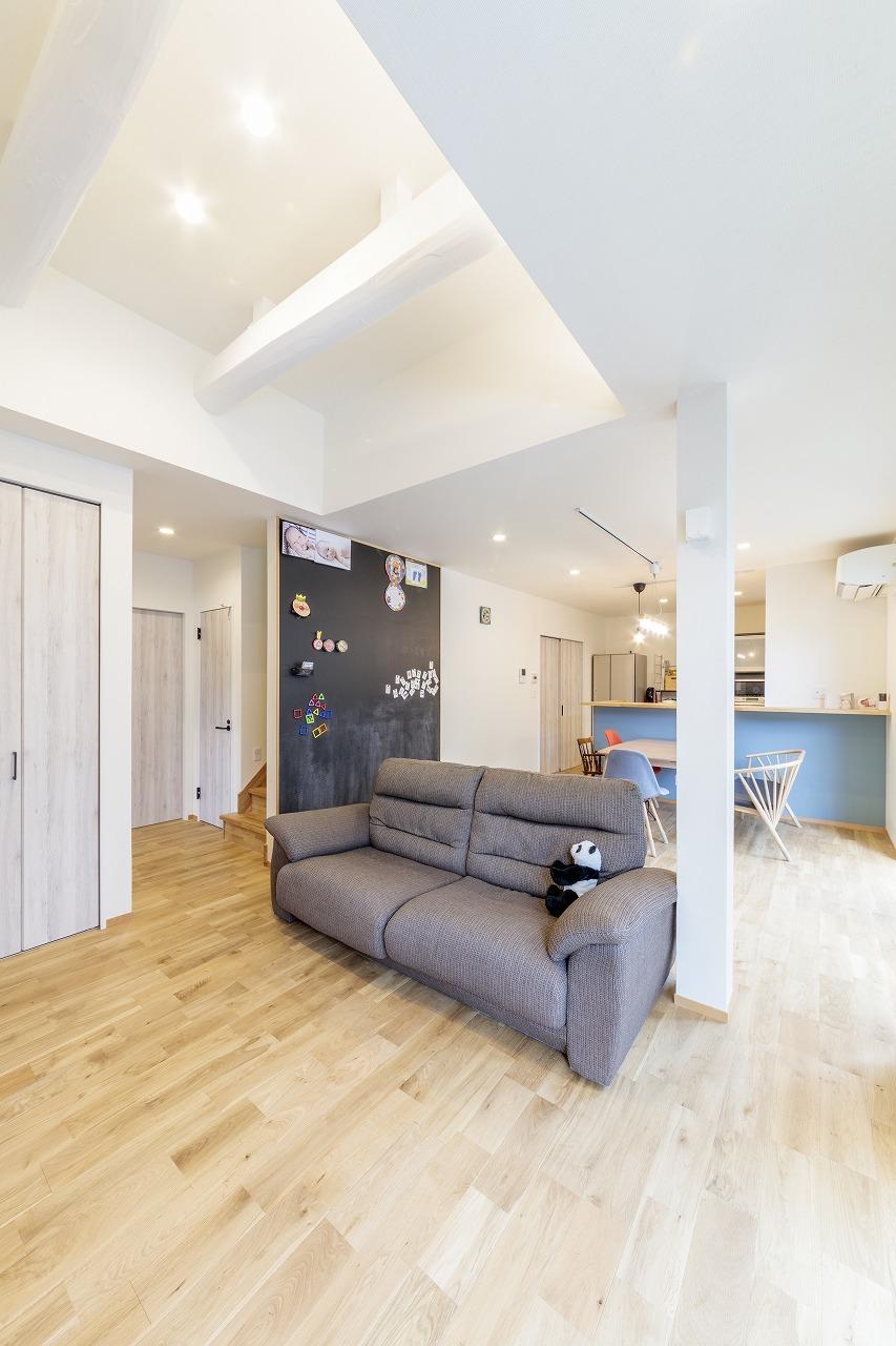 広島市|性能を向上させた明るくゆとりある家