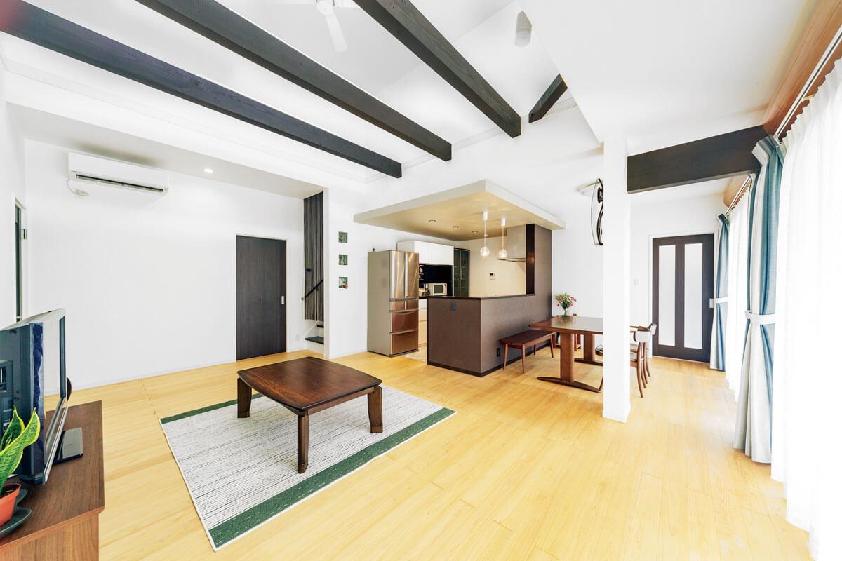 【安芸郡熊野町】両親との快適同居を叶える分離型二世帯住宅