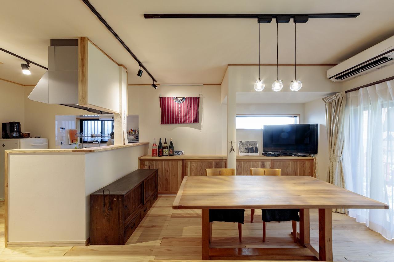 呉市|日本家屋の良さを残したリフォーム