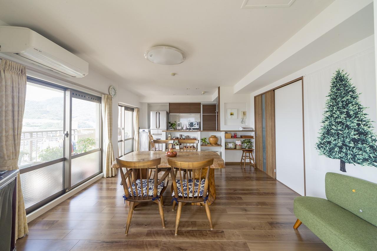 広島市❘来客と収納が考えられた住まい