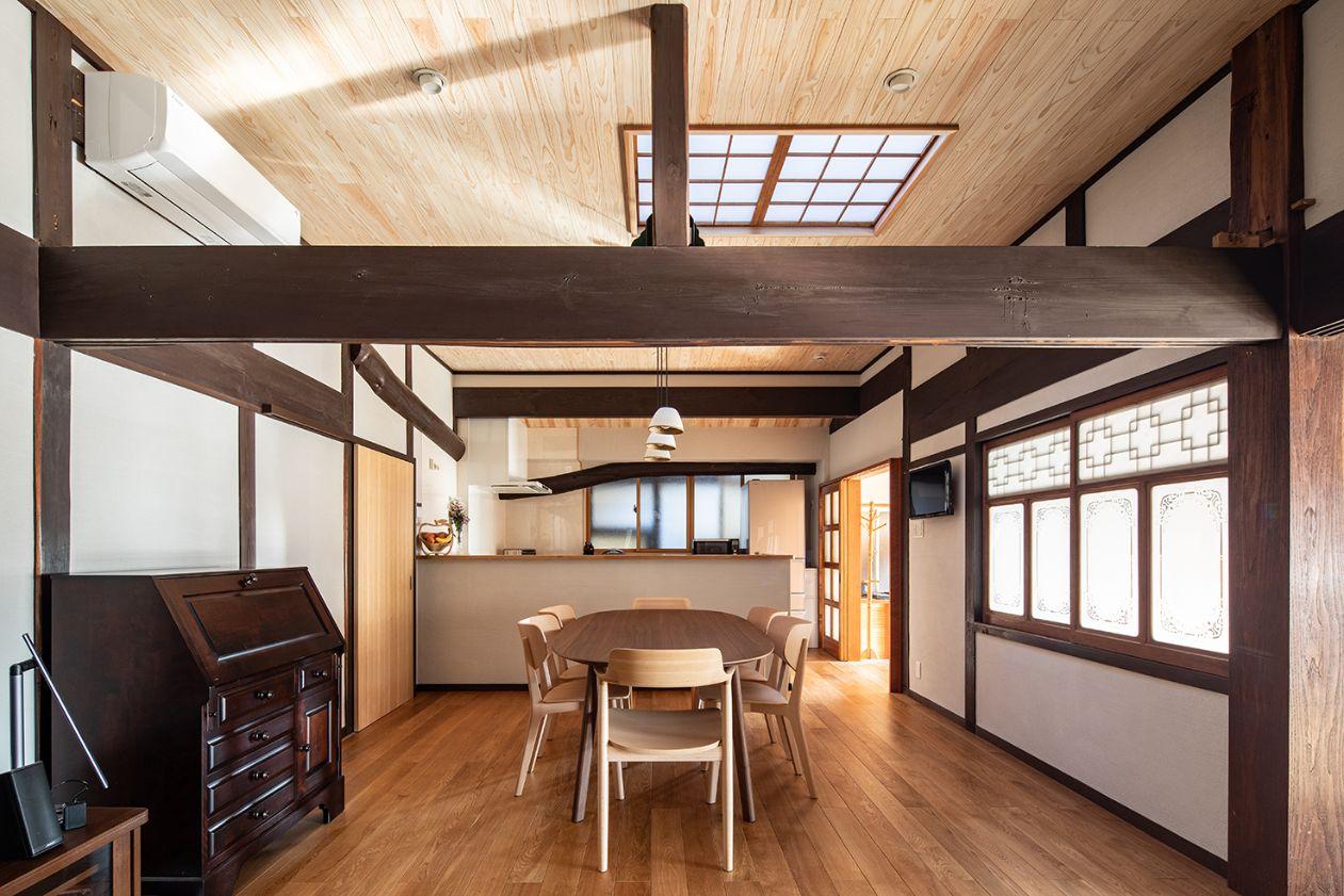 広島市|大切な家を子や孫が住み継げる家にリフォーム
