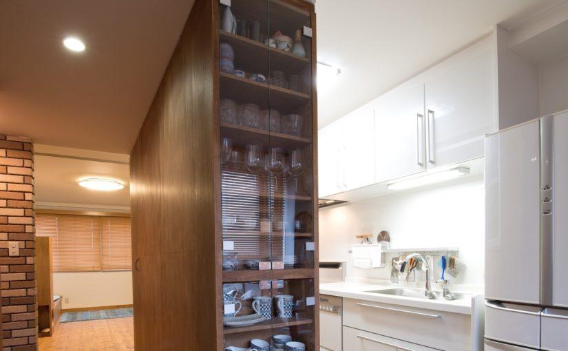 アイデアあふれるキッチン収納