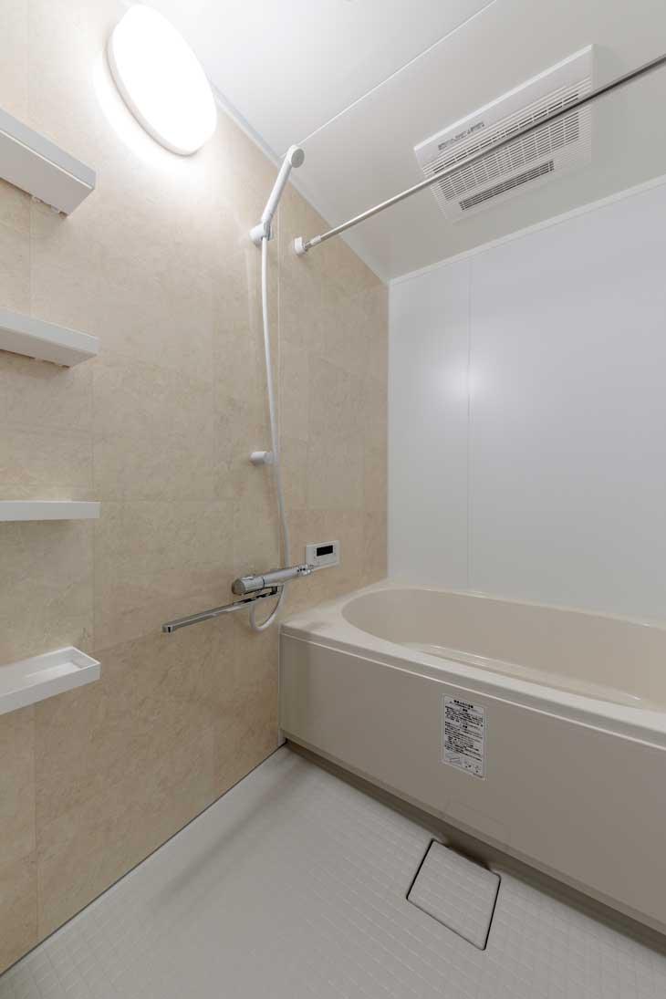広島市|暖房乾燥機付き換気扇でより快適なお風呂へ