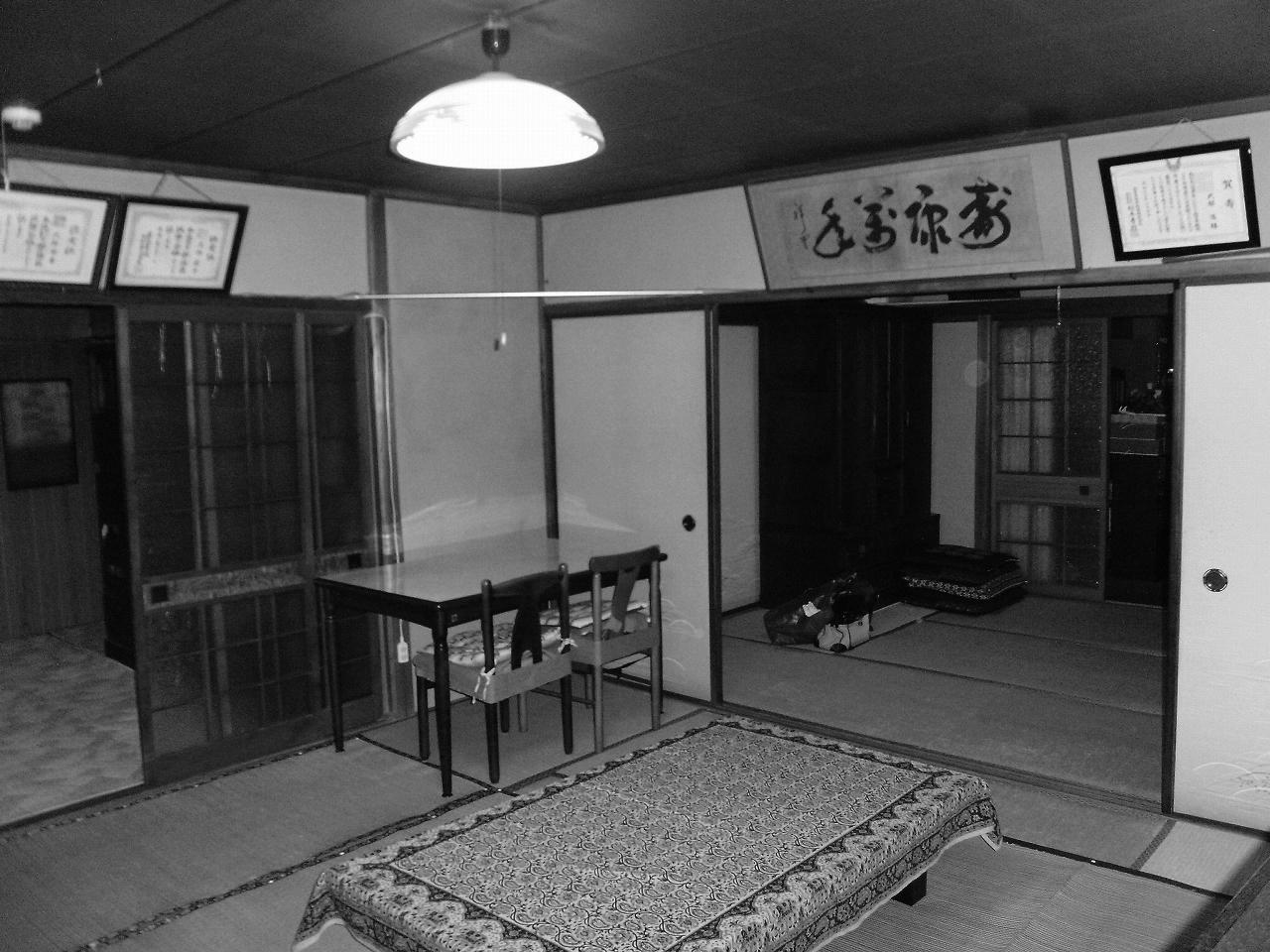 以前は和室の続き間で、暗く使い勝手も良くありませんでした。