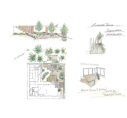 庭のデザイン力